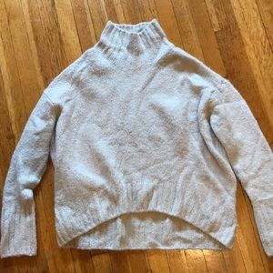 Loose fitting cozy sweater